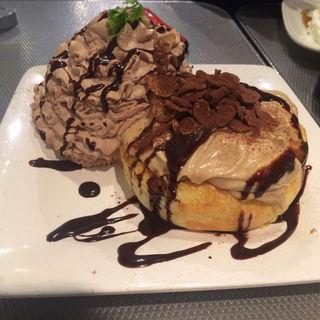 トリプルチョコレート(カフェ アサン )