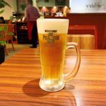 生ビール(ディップパレス 中目黒)