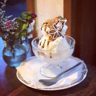 アイスクリーム(北山紅茶館 (キタヤマコウチャカン))