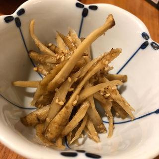 キンピラごぼう(家庭の味 ほろよい)