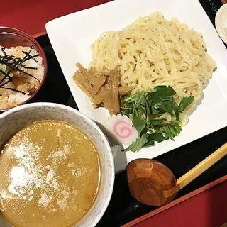 鰻つけ麺・塩(八べえ)