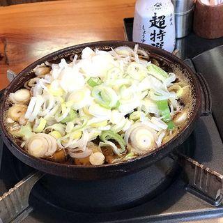 どじょう丸鍋(鮒眞 )