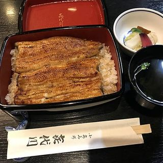 うな重・竹(喜代川)