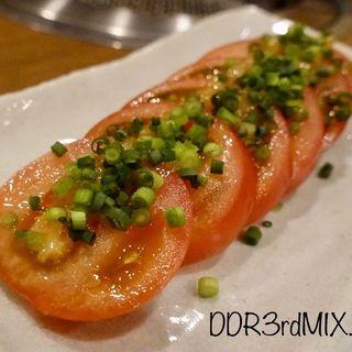 冷やしトマト(焼肉 乙ちゃん (オトチャン))