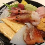 えびす丼(びっくり寿司)