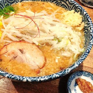焙煎味噌そば(爆龍 (ハゼリュウ))