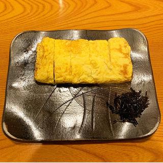 厚焼き玉子(弥次郎 )