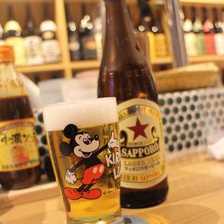 サッポロラガービール(せいすスタンド)