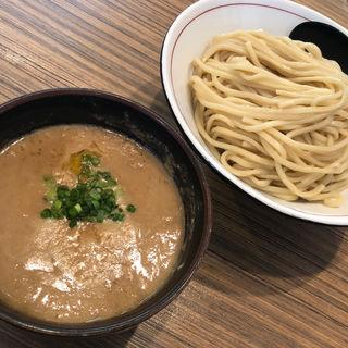 濃厚鶏白湯つけ麺 大盛(1day限定)(吟醸らーめん 久保田 本店 )