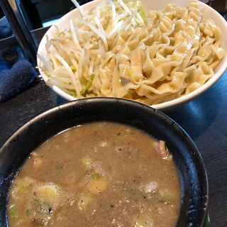 J塩つけ麺 大盛 肉多め(麺匠 重厚軍団)