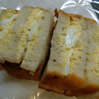 卵とチーズのサンド(VIKING BAKERY F)
