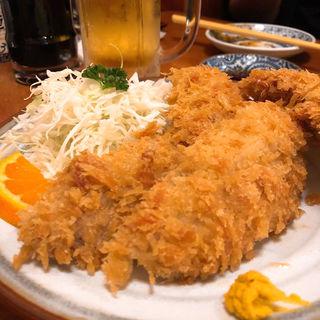 あじフライ(食事処 酒肴 水口)
