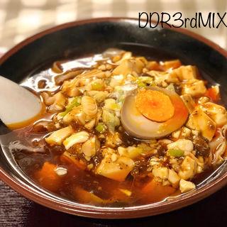 麻婆豆腐刀削麺(光 (ヒカリ))