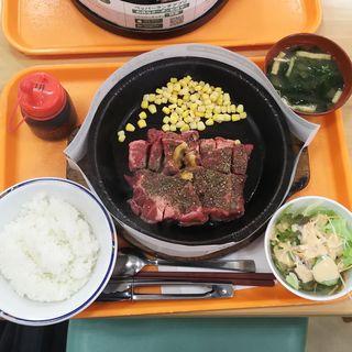 ワイルドジューシーカットステーキ(300g)(ペッパーランチ 島忠ホームズ川崎大師店)