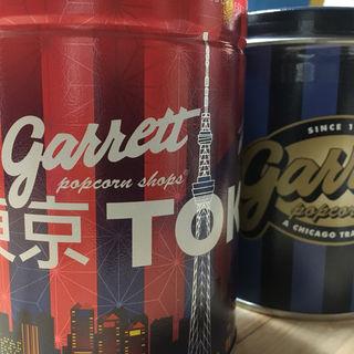 アーモンド キャラメルクリスプ(ギャレットポップコーンショップス 原宿店 (Garrett Popcorn Shops))
