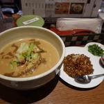 喜界島担々麺 100%(喜界島担々麺 香 北の浜部屋 (きかいじま たんたんめん かおり))