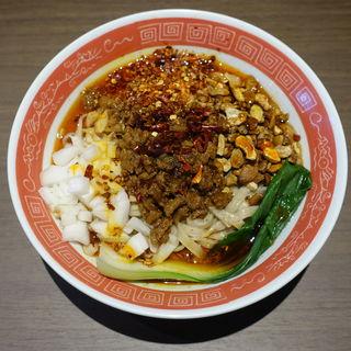 汁なし担々麺ごま(晴耕雨読)