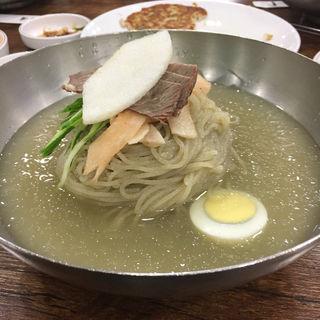 水冷麺(乙蜜台 江南店)