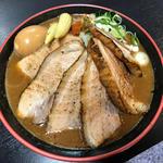 J-味噌ラーメン 肉多め味玉
