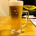 生ビール 麒麟一番搾り