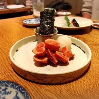 明太子炙り(高太郎 (こうたろう))