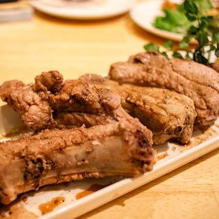 スペアリブ(T8 steak house)