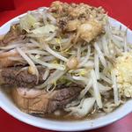 ラーメン豚増し(ラーメン二郎  京都店)