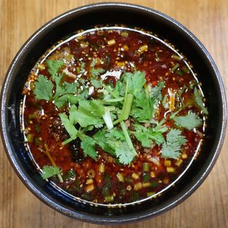 大人の担担麺(老坊担担麺 )