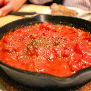 牛すじトマト煮(T8 steak house)