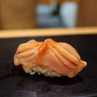 赤貝の握り(鮨 はしもと )