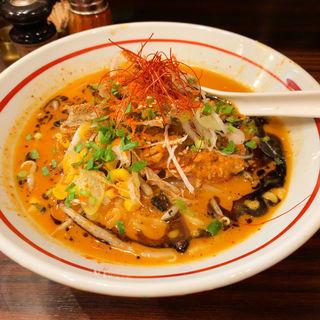 辛鬼味噌麺(らー麺 あけどや )