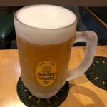生ビール 小