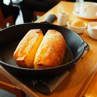 ドレモルタオ特製パンのフレンチトースト 単品