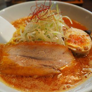 濃厚味噌らーめん(麺屋 雪風)