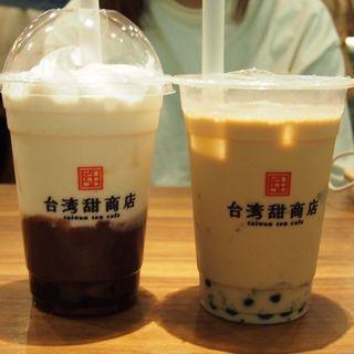 あずきミルク(台湾甜商店 阪急三番街店)
