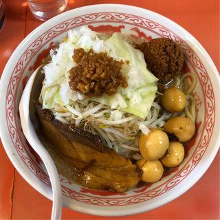 味玉 獅子ふじ麺