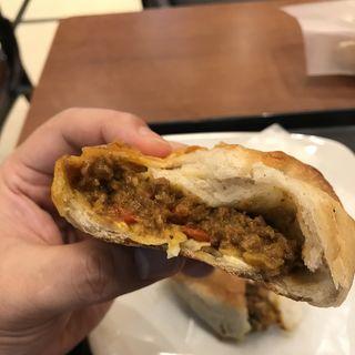 野菜とキーマの焼きカレーパン(サンジェルマン タンドレス 有楽町店 (SAINT GERMAN TENDRESSE))