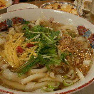 刀削麺(玉林酒家)