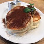 ティラミスパンケーキ(Banks cafe & dining 渋谷 (バンクスカフェアンドダイニング))