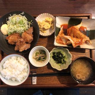 喜び定食(まどみ )