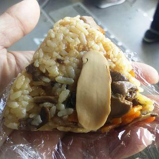 松茸ご飯(華むすび 武蔵小杉店 )