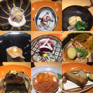 本日の特選コース(日本料理FUJI (ニホンリョウリフジ))