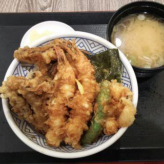 天丼(金子半之助 ラゾーナ川崎プラザ店)
