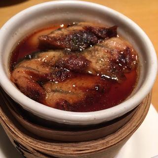鰻茶碗蒸し(むろか )