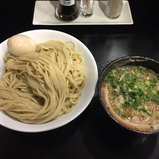 煮干つけ麺(麺屋 熊胆(ゆうたん))