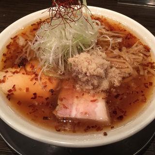 生姜らーめん(醤油)(麺匠ぼんてん )