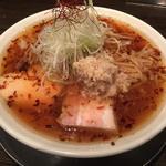 生姜らーめん(醤油)