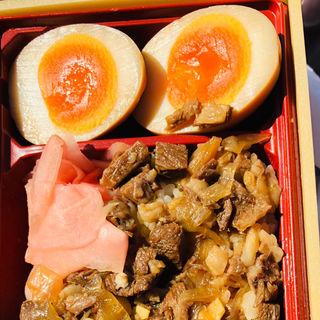 近江牛の近江めし(近江スエヒロ 土山茶屋 )