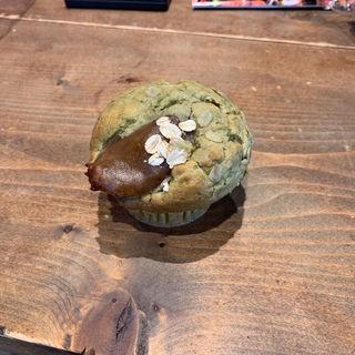 抹茶&マロンクリーム(デイリーズ マフィン 東京 (Daily's muffin TOKYO))
