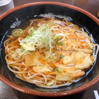 野菜天ぷらそば(グル麺 東京 )